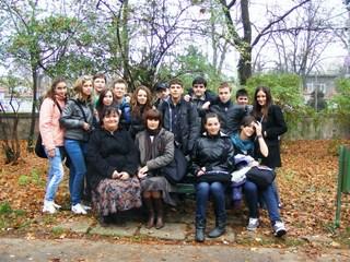9A la Gradina Botanica (Copy)